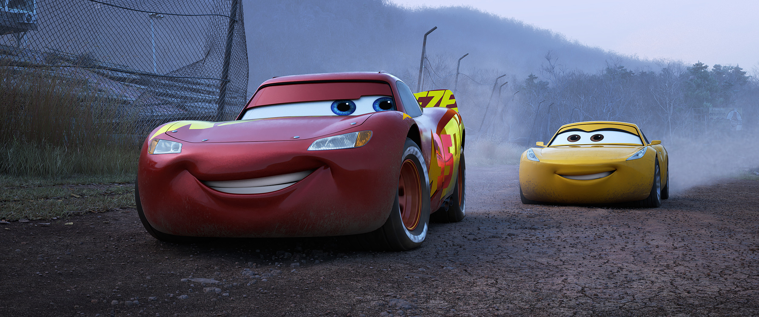 Can Pixar Convince Adults to Care About Cars