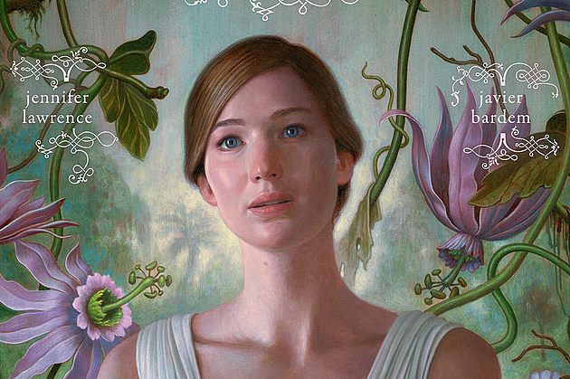 Darren Aronofsky Mother Poster