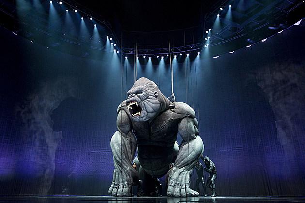 King King on Broadway