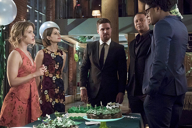 Arrow Missing Review