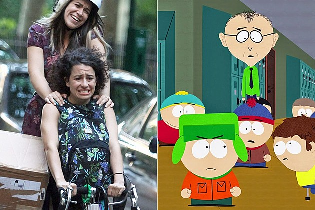 Broad City Season 4 South Park 2017 Premiere August