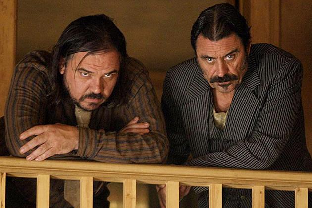 Deadwood Movie Script Finished W Earl Brown