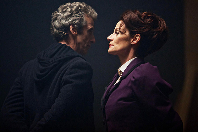 Doctor Who Michelle Gomez Missy Leaving