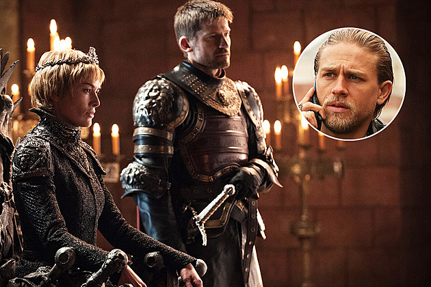 Game of Thrones Charlie Hunnam Cameo