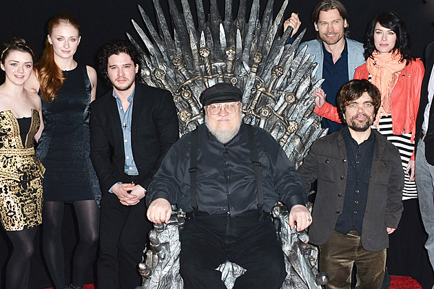 Game of Thrones Spinoff Details George RR Martin