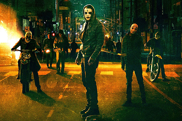 The Purge TV Series Details Syfy