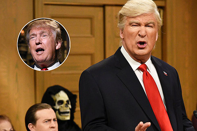 SNL Trump Alec Baldwin Return 2017