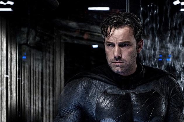 Ben Affleck as Batman (Warner Bros.)
