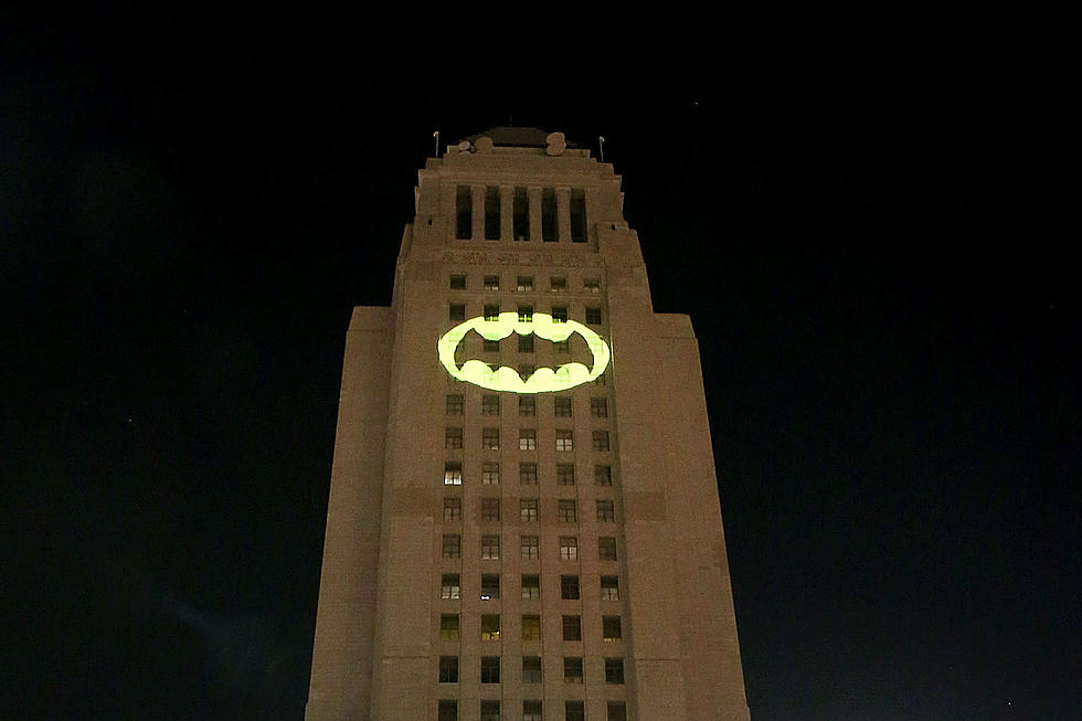 Watch The Bat Signal Light Up Los Angeles For Adam West