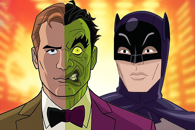 Adam West Batman Vs Two Face Recording Death