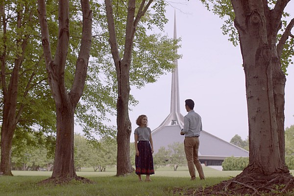 John Cho Learns a Lot About Architecture in the Hypnotic, Dreamlike 'Columbus' Trailer