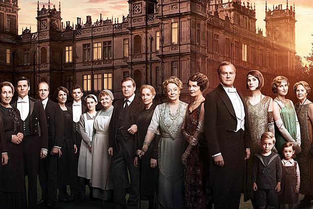 Downton Abbey Movie 2018