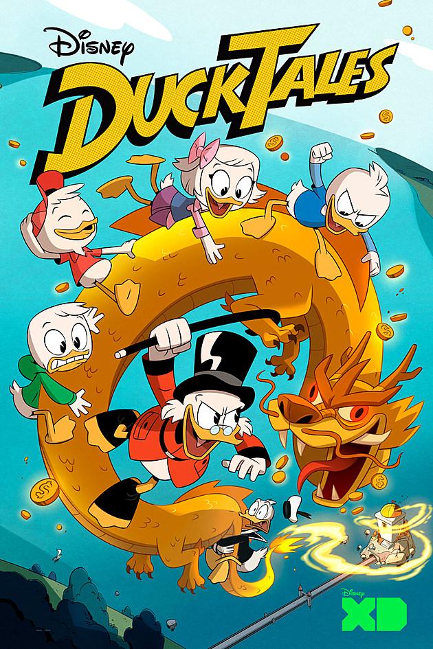 DuckTales Reboot Poster