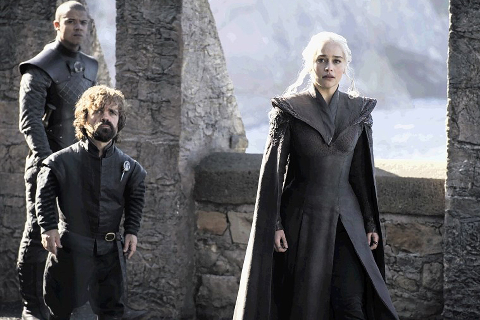 New Game of Thrones Season 7 Photos