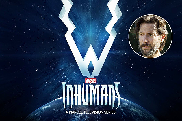 Marvel The Inhumans Henry Ian Cusick