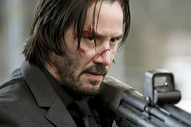 John Wick TV Series The Continental Keanu Reeves