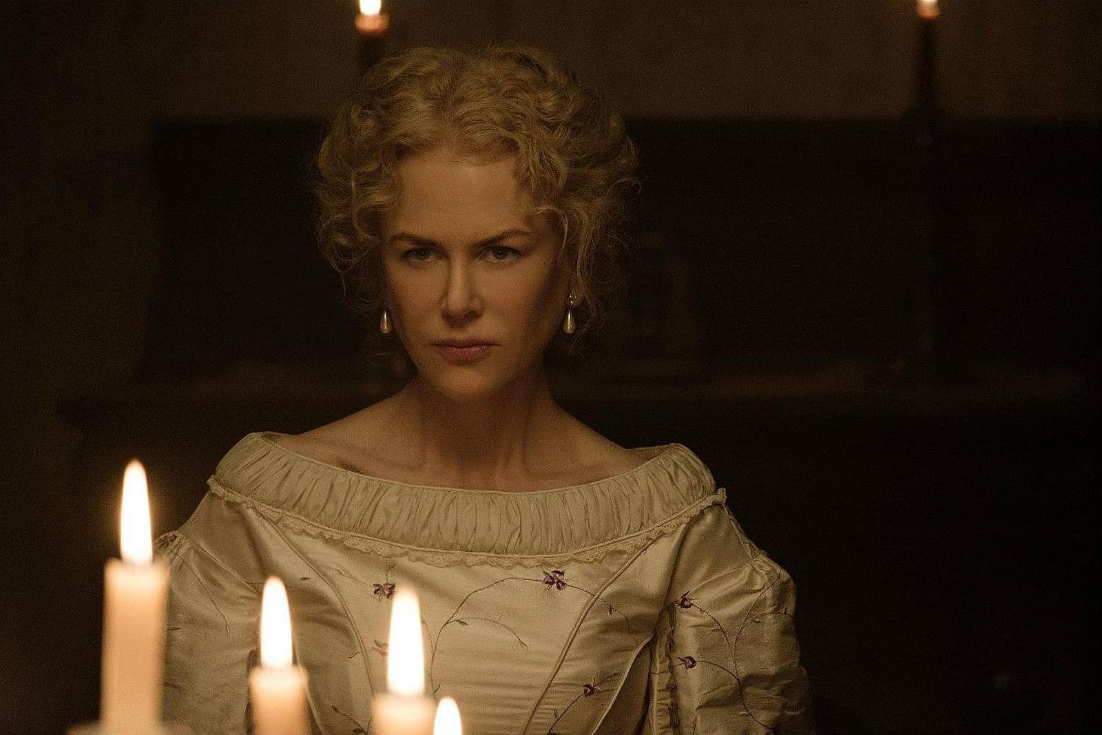 The Beguiled Nicole Kidman