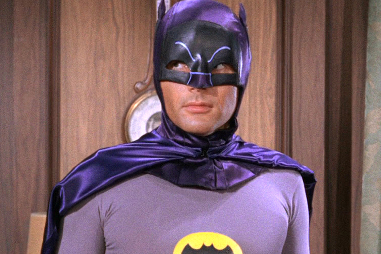 RIP Adam West Batman