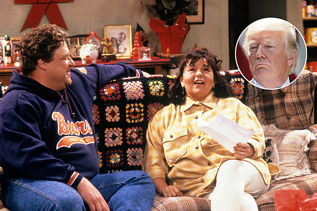 Roseanne Revival Trump ABC