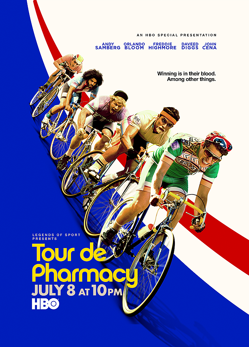 Tour De Pharmacy Mike Tyson Bike