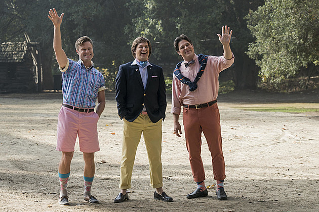 Wet Hot American Summer Ten Years Later Photos
