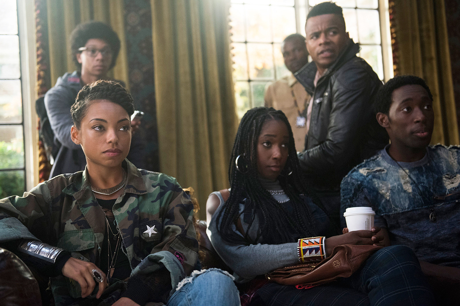 Best TV of 2017 Dear White People