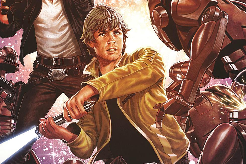 Mark Hamill On Why A Luke Skywalker Prequel Wouldnt Work