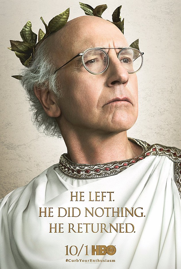 Curb Your Enthusiasm Season 9 Poster