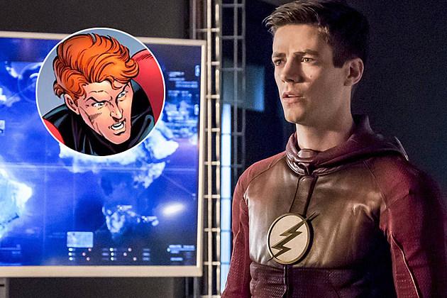 Flash Season 4 Elongated Man Thinker Casting