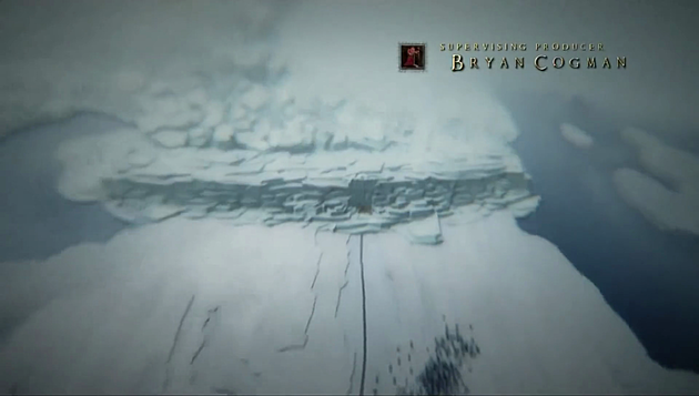 Game of Thrones Season 6 Credits Wall