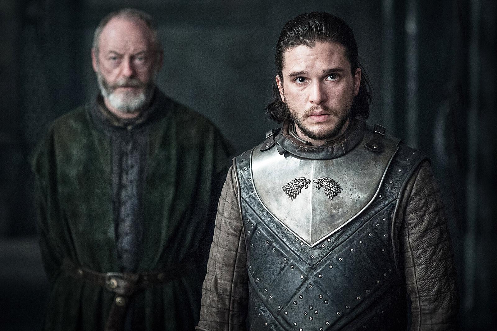 Game of Thrones Queens Justice Photos Jon Daenerys