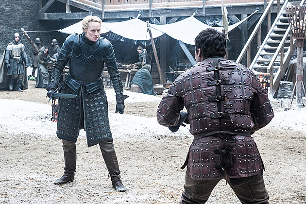 Game of Thrones Season 7 Premiere Photos Dragonstone