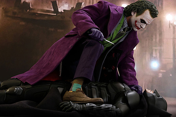 Hot Toys' Joker Gets a Massive Upgrade For 'The Dark Knight' 10th Anniversary