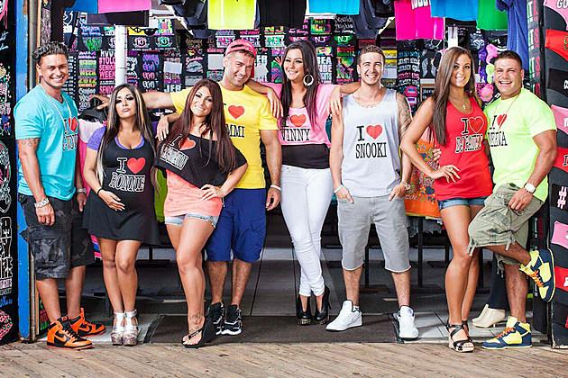 Jersey Shore Reunion Filming MTV