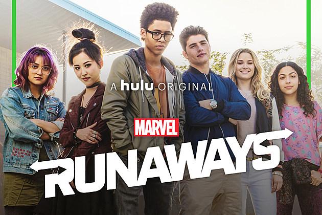 Hulu Runaways Marvel Crossover MCU