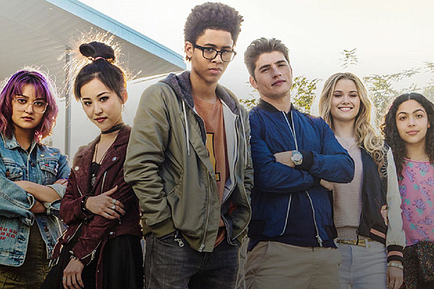 Marvel Hulu Runaways Premiere November