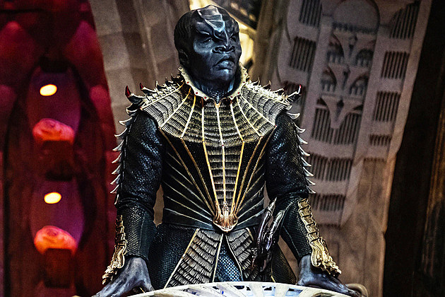 Star Trek Discovery Klingon Design Explained
