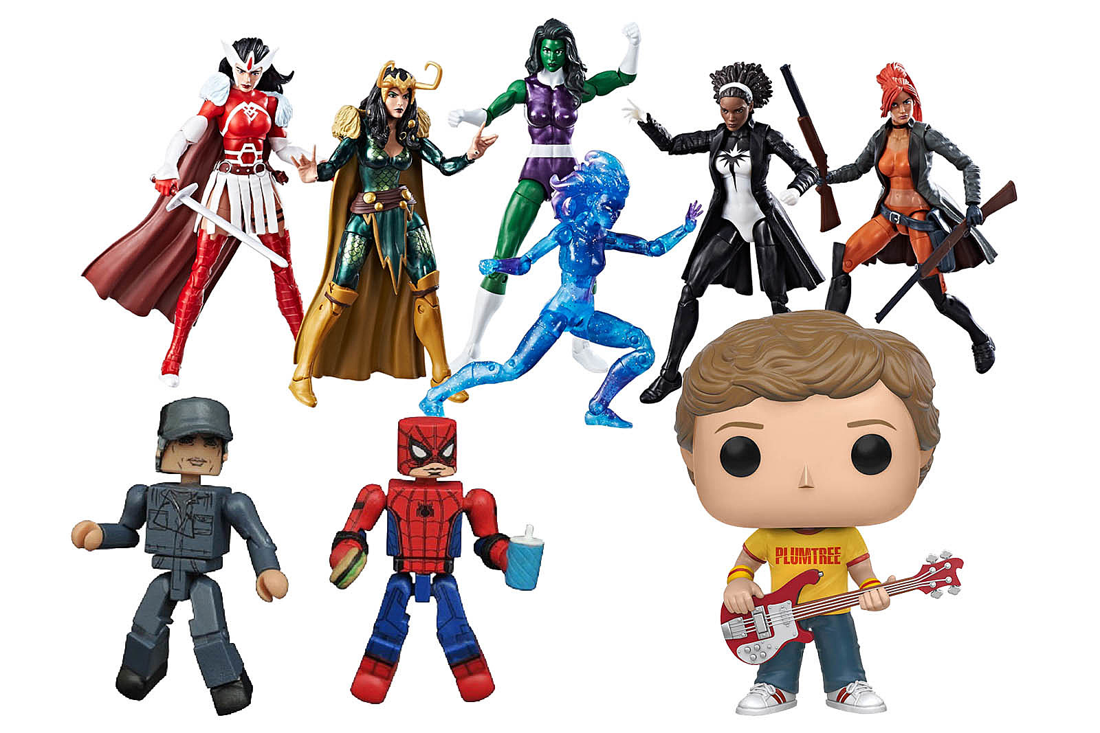 Toys R Us and Entertainment Earth Team For Some Diverse SDCC 2017 Exclusives  sc 1 st  ScreenCrush & All The Toys R Us and Entertainment Earth SDCC 2017 Exclusives