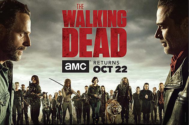 The Walking Dead Season 8 Comic Con Key Art