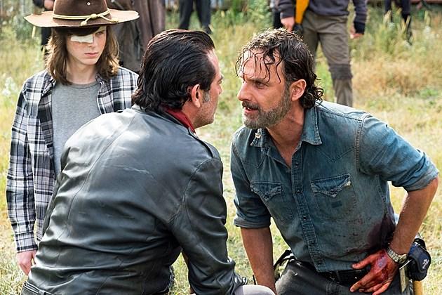 Walking Dead Season 8 Premiere Comic Con Poster