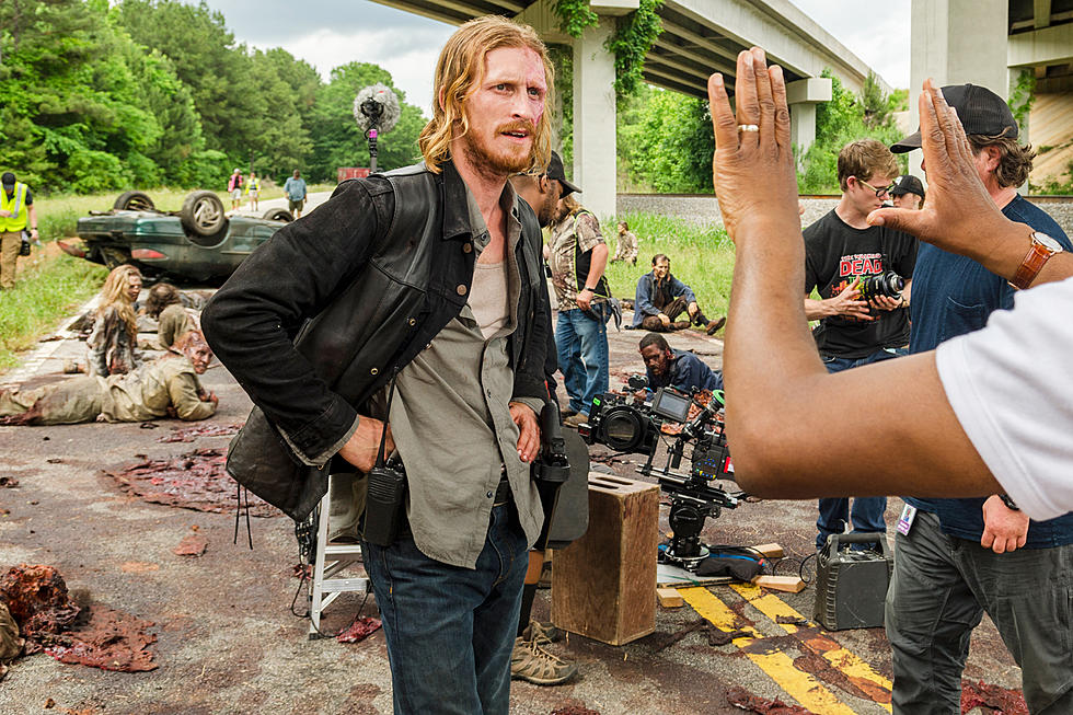 walking dead resumes production after stuntman death
