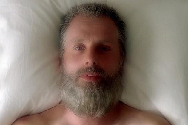 Walking Dead Season 8 Old Rick Premiere Time Jump