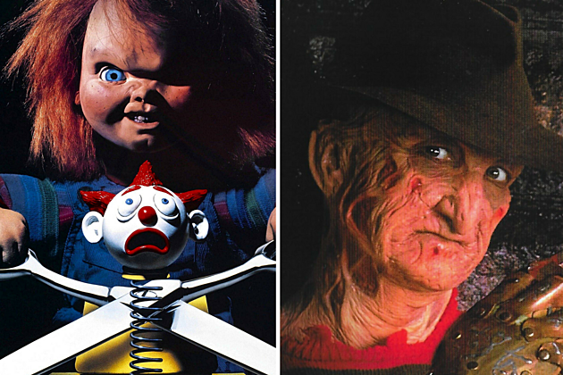 Childs Play on Elm Street
