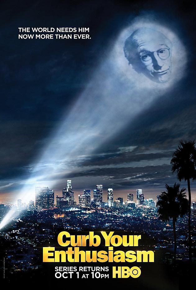 Curb Your Enthusiasm Season 9 Poster