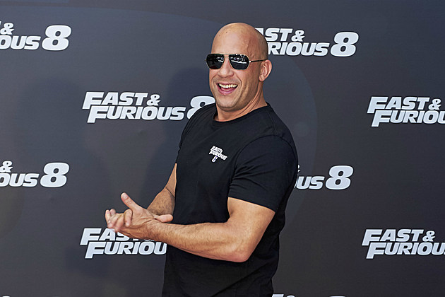 Fast and Furious Vin Diesel