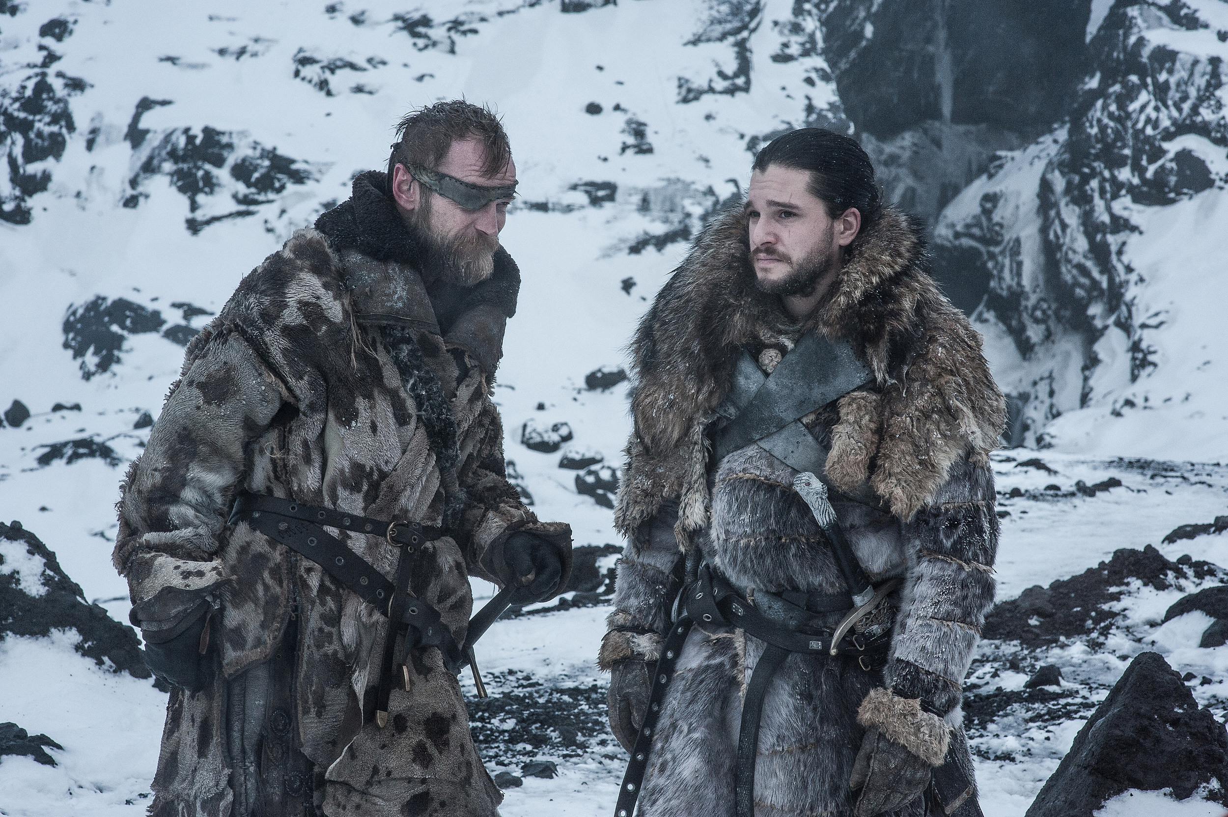 Game of Thrones Beyond The Wall Photos