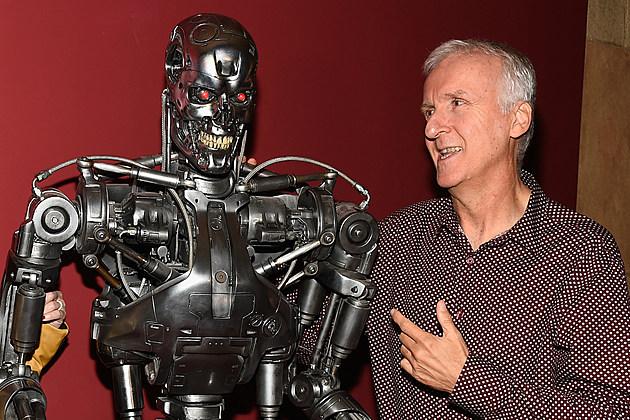 Terminator 2 James Cameron