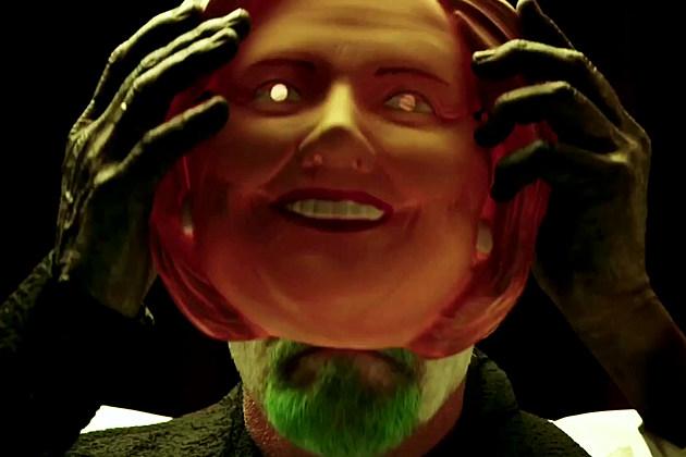 American Horror Story Cult Credits Trump Clinton