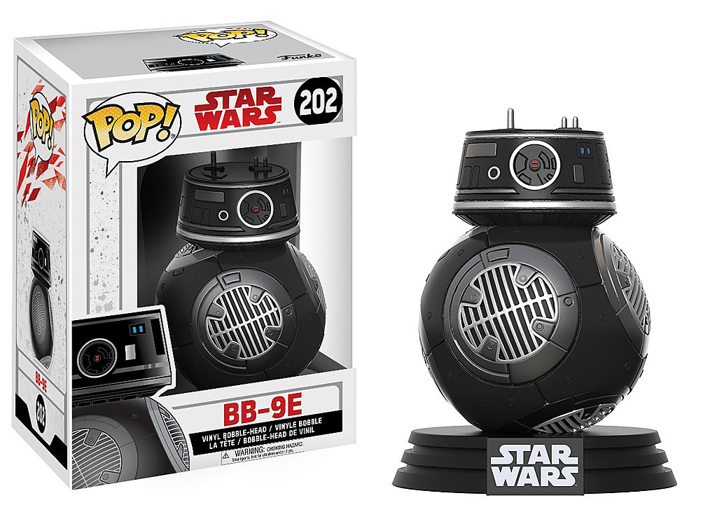 BB9E pop Star Wars