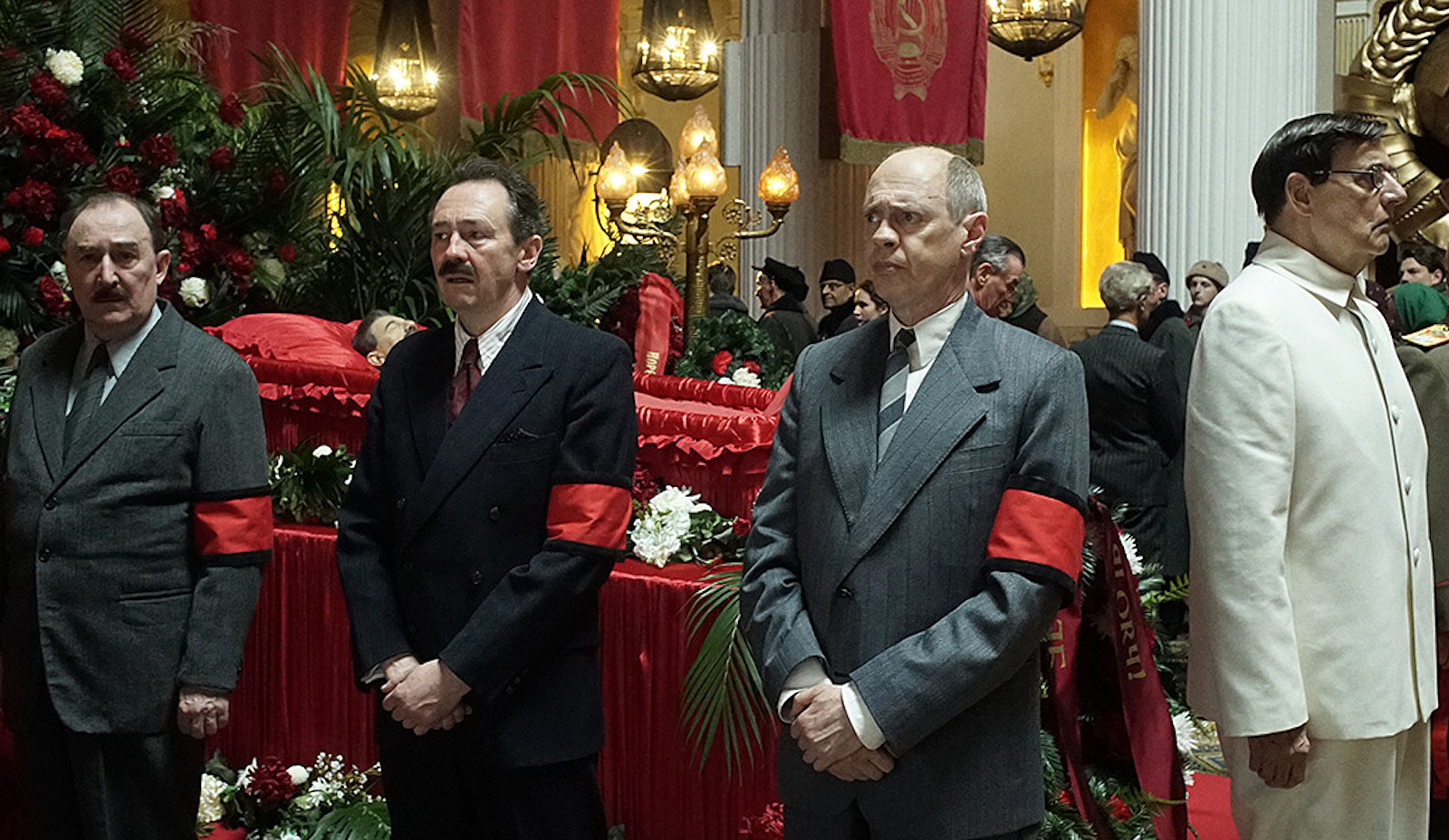 Everyone Wants to Be Dictator in New \'Death of Stalin\' Trailer